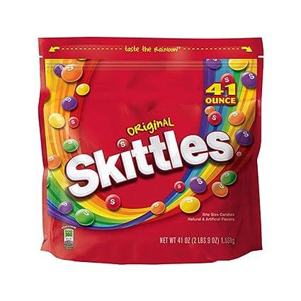 Skittles Original Candy Bag, 41 Oz