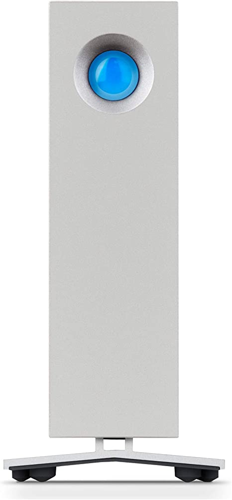 LaCie d2 Thunderbolt 3, 6 TB, unidad de disco duro externa, unidad ...