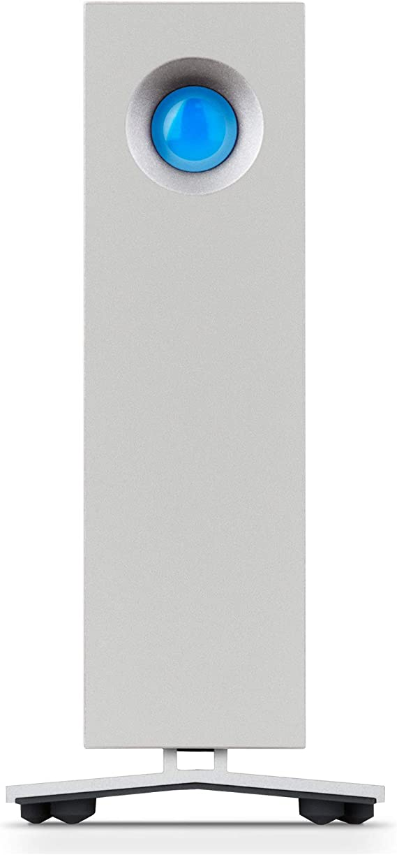 Lacie D2 Thunderbolt 3 Externe Festplatte 10 Tb 3 5 Computer Zubehör