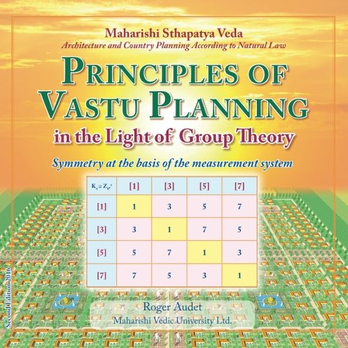 Principles of Vastu Planning: In the Light of Group Theory