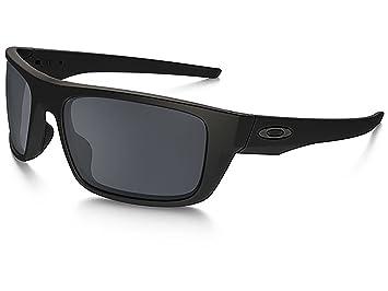 708d4e6005b Oakley Drop Point Matte Black Grey Polarized  Amazon.de  Sport ...