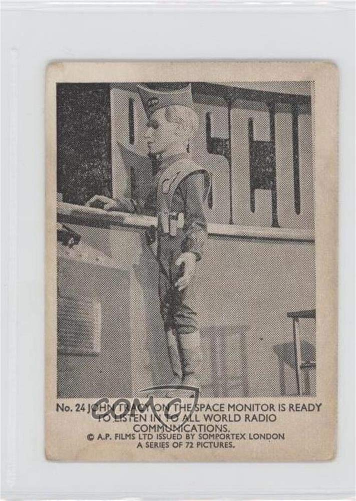 John Tracy on the Space Monitor Ungraded COMC Good to VG-EX