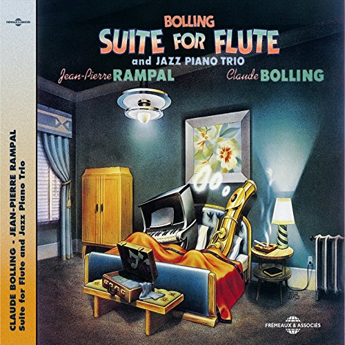 Bolling Rampal - Suite for Flute and Jazz Piano Trio (feat. Max Hediguer, Marcel (Suite Flute)