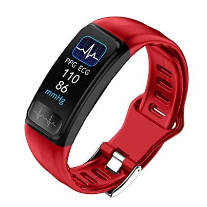XMYL ECG PPG Smartwatch, Pulsera Actividad Inteligente con ...
