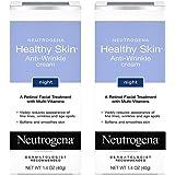Neutrogena Healthy oASDW Skin Anti-Wrinkle Cream, 1.4 Oz, Night Cream (2 Pack)