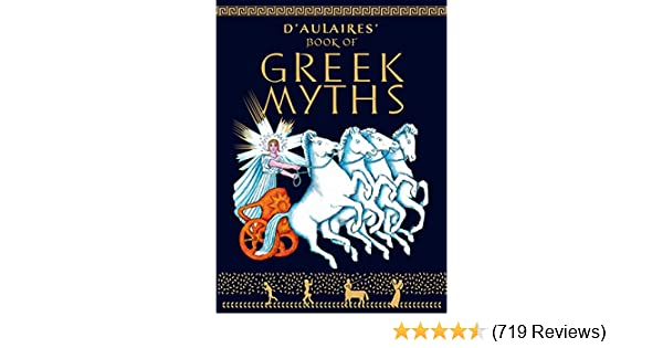 Daulaires Book Of Greek Myths Ebook
