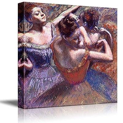 Dancers by Edgar Degas Large