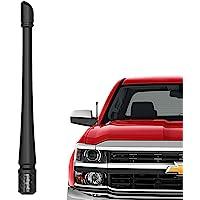 Rydonair Antenna Compatible with Chevy Silverado & GMC Sierra/Denali   7 inches Flexible… photo