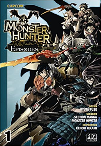Monster Hunter Episodes T01-T03 FRENCH