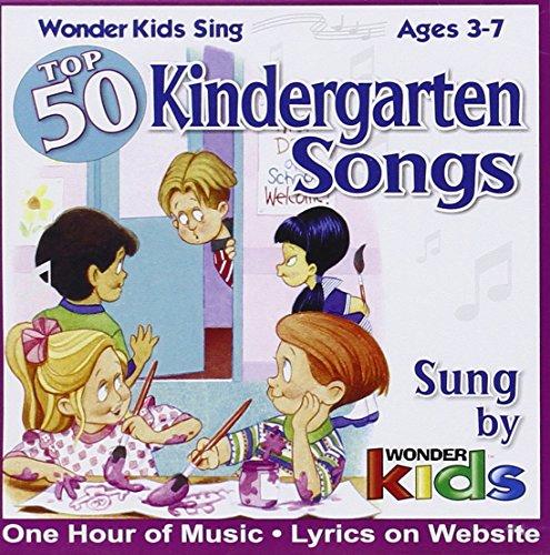 Top 50 Kindergarten Songs