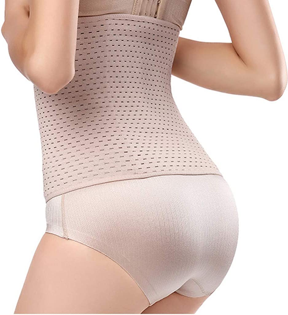 YESOT Underbust Corsets for Women Hollowing Outs Corsets Shaping The Abdomen and Tied Waists Corsets