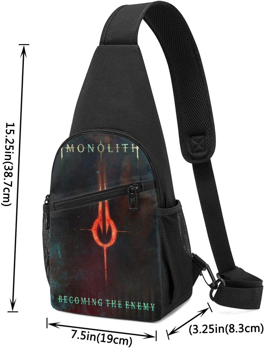 Backpack Close to Transcendence