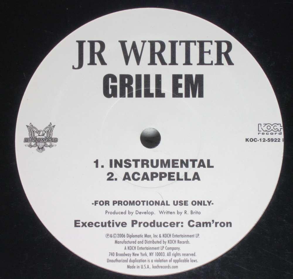 Grill Em: J.R. Writer: Amazon.es: Música