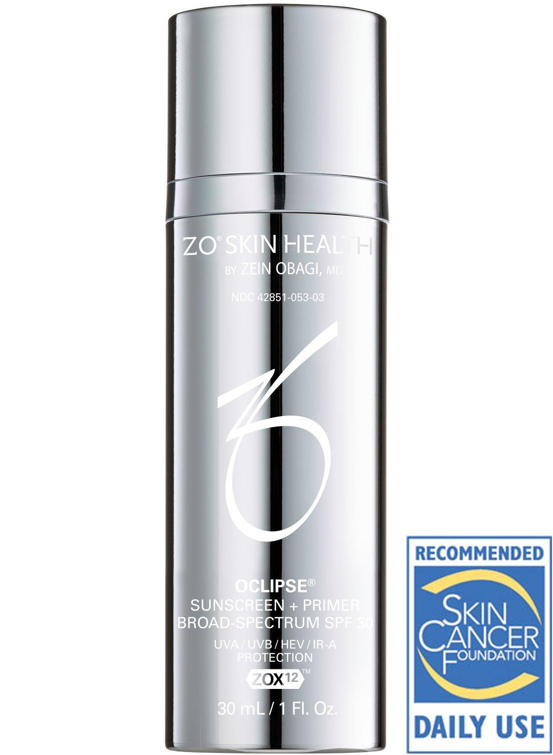 ZO Skin Health Oclipse Sunscreen Primer SPF 30 - 1oz/30ml by ZO Skin Health