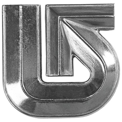 Burton Aluminum Logo Mat TAN (Aluminum Logo Mat Burton)