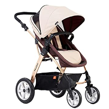 XYQ Carro de bebé-Baby Trolley Bidón de Dos vías Neumático ...
