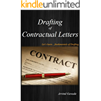 Drafting of Contractual Letters (Second Edition)