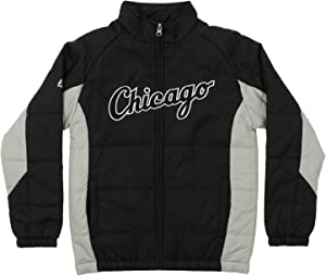 Outerstuff MLB Youth (8-20) Double Climate Full Zip Jacket, Team Variation
