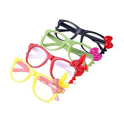 Amazon.com: Marco de gafas para niños sin lentes (3 unidades ...