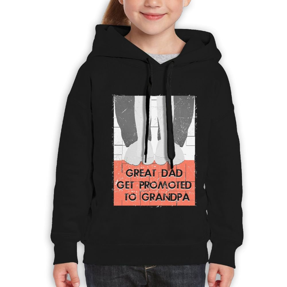 Dad's Gift I Love Great Daddy Grandpa Teenage Classic Best Sports Hoodies Designer