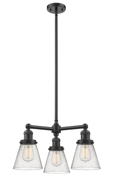 Amazon.com: Innovations iluminación 207-ob-g64 tres luz ...