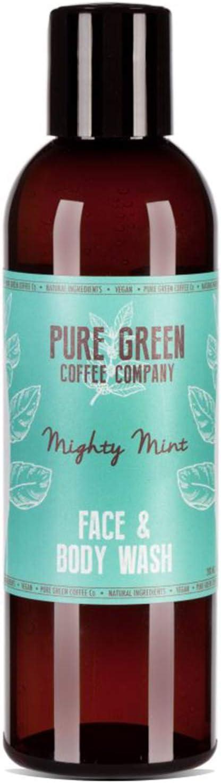 Pure Green Coffee Company - Gel de ducha nutritivo/purificador ...