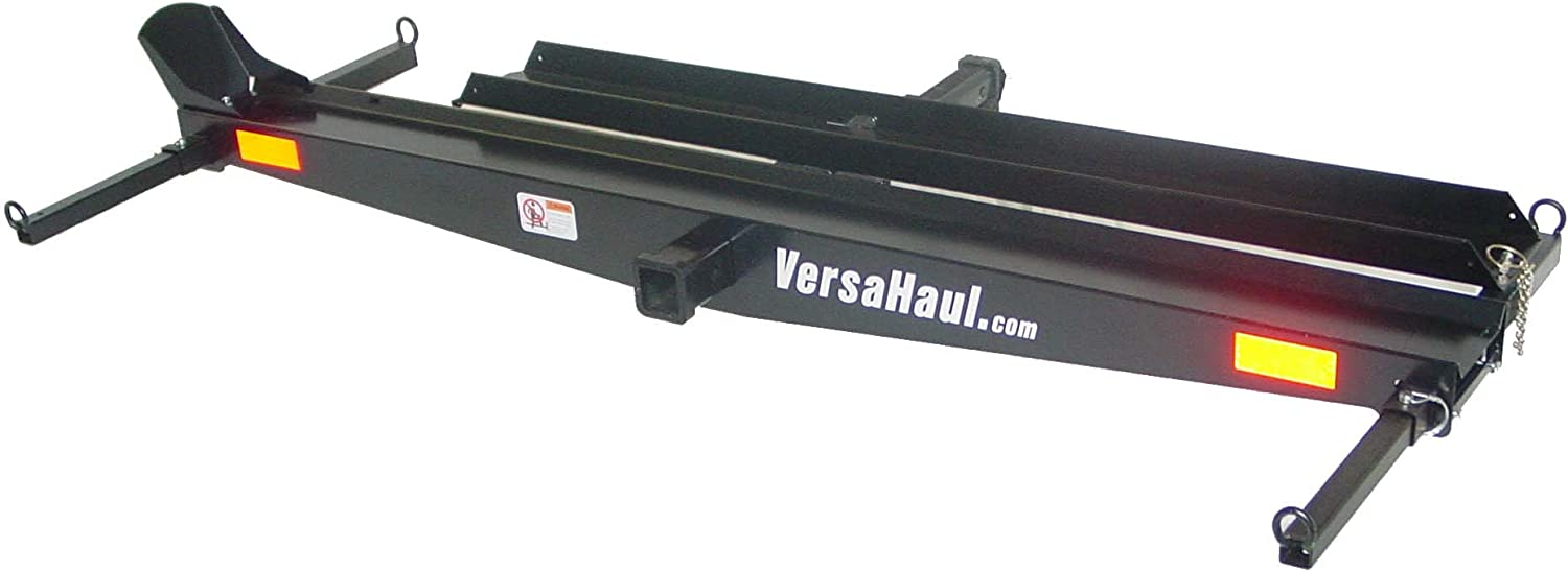 5. VersaHaul VH-55 RO – Dirt Bike Hitch Carrier with Ramp