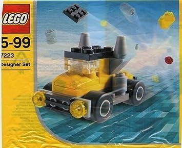 LEGO Creator: Wheelers Establecer 7223 (Bolsas): Amazon.es ...
