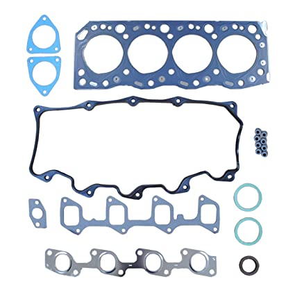 SCITOO Compatible with Intake Manifold Gasket Kit fit 1999-2003 Ford Windstar 3.8L V6 GAS OHV Intake Manifold Gaskets Automotive Replacement Gasket Sets