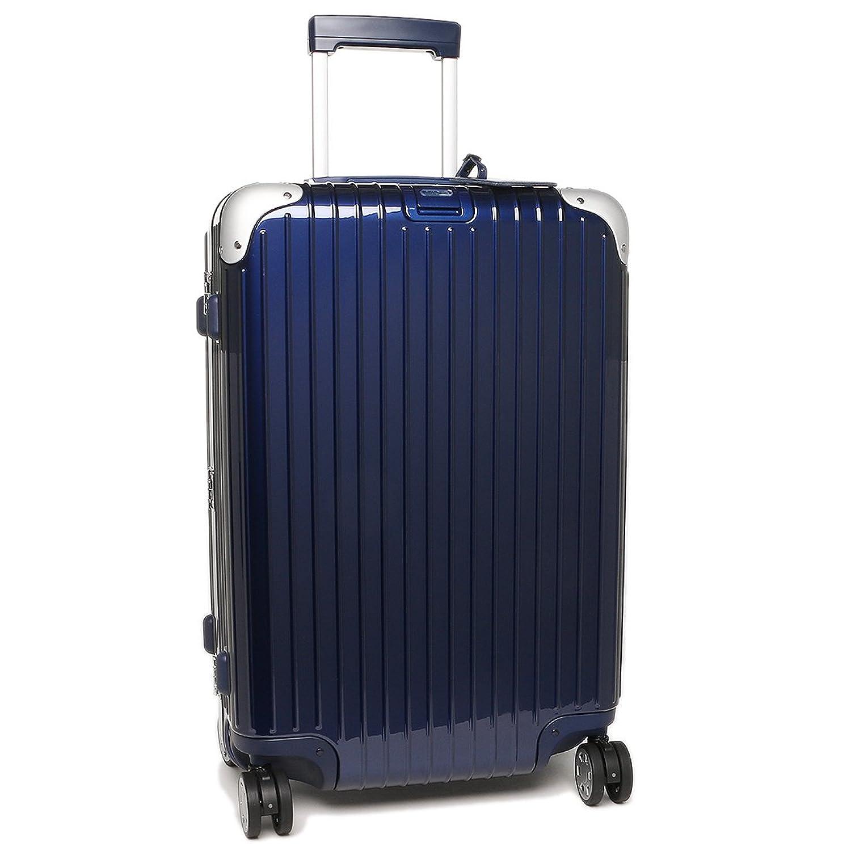 リモワ スーツケース RIMOWA 882.63.21.5 LIMBO リンボ MULTIWHEEL ELECTRONIC TAG 60L 4~7泊用 4輪 TSAロック レディース/メンズ キャリーケース NIGHT BLUE [並行輸入品] B073XCBCB3