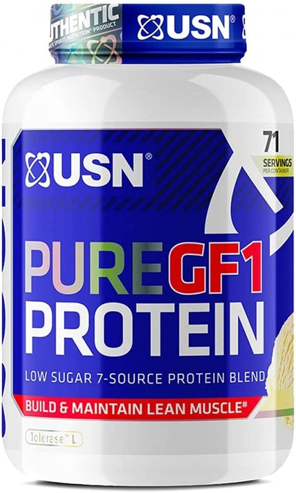 Usn Pure Gf1 Protein (2000G) 1 Unidad 2000 g