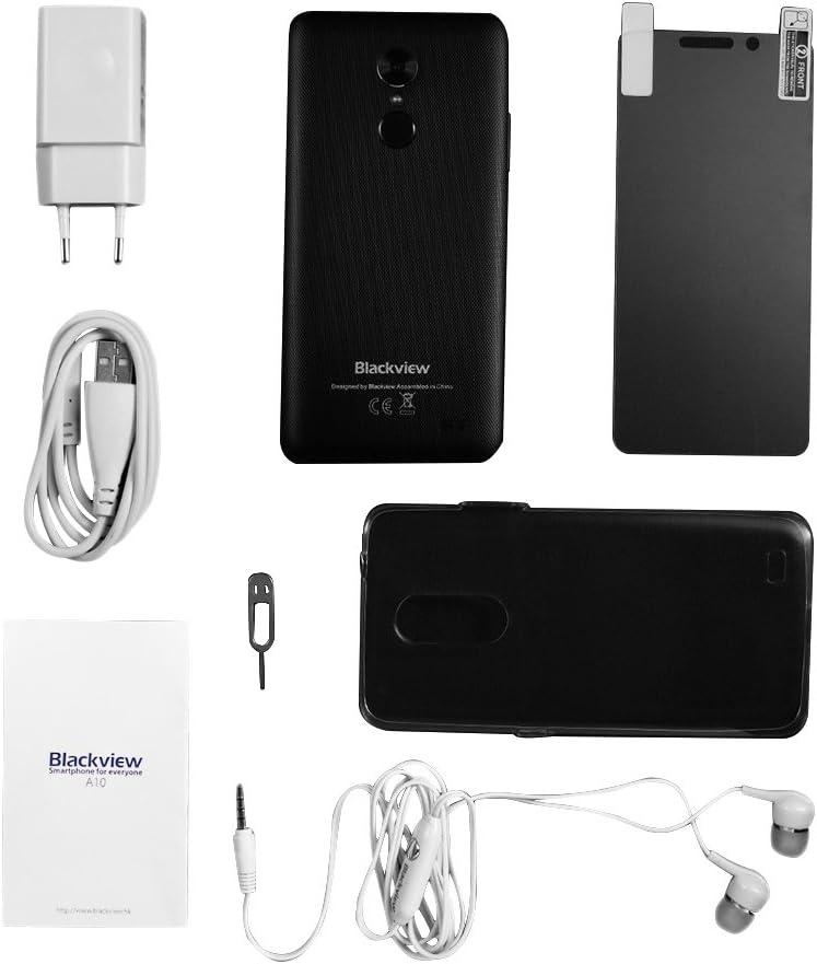 Blackview A10 económica Smartphone, 5,0 pulgadas HD de pantalla ...