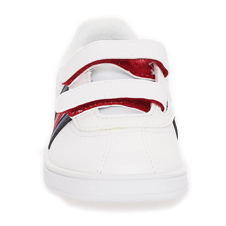 Adidas - Vlcourt Cmf Inf - Color: Blanco - Size: 22.0 gJtCE9ZZj