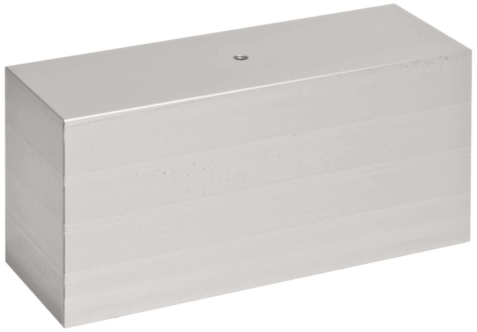 Grant Instruments QB-0 Blank, Aluminium, Interchangeable Heating Block for QB Range of Dry Block Heating Systems