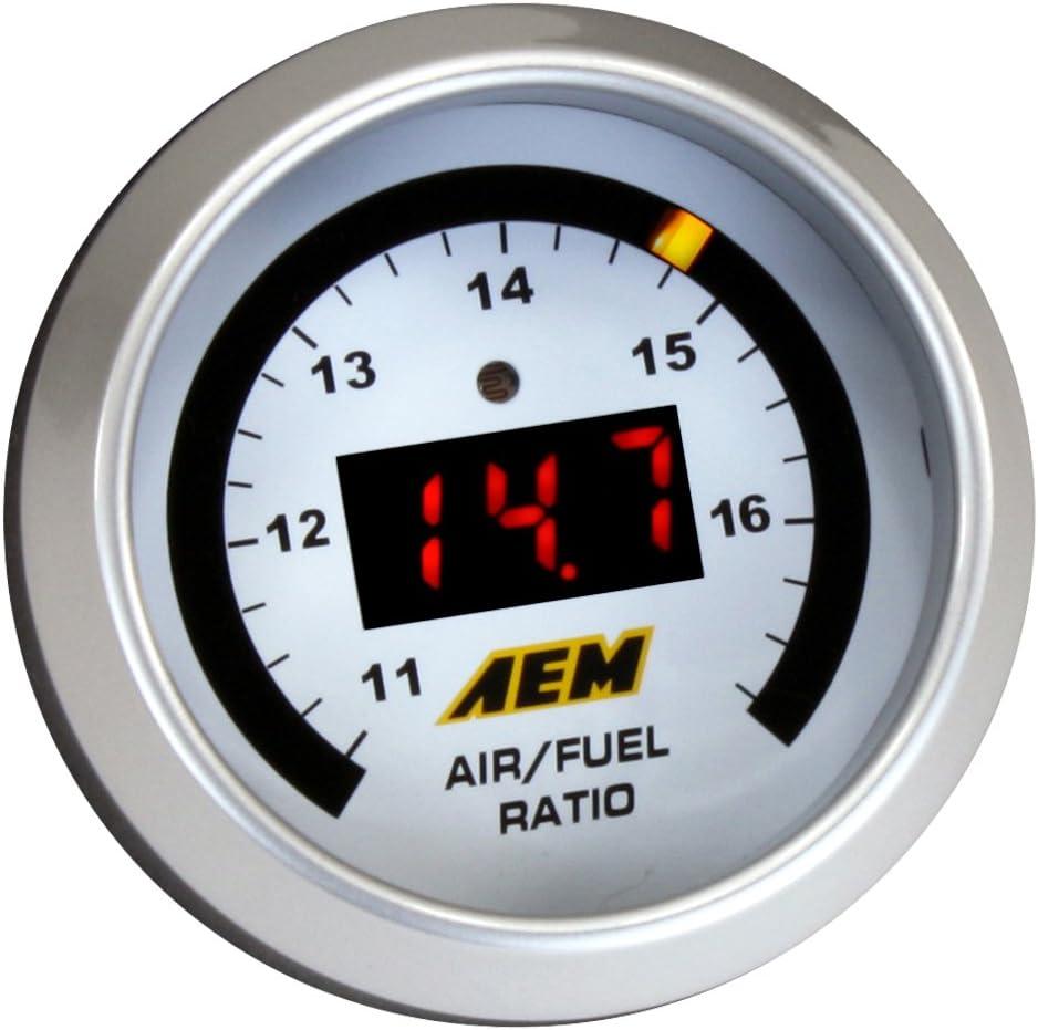AEM 30-4110 Wideband O2 Luft//Kraftstoff UEGO Schwarz
