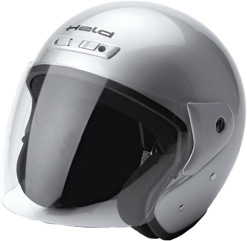 Held HEROS Jet-Helm Schwarz