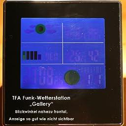 TFA Gallery 35.1126 Funk-Wetterstation