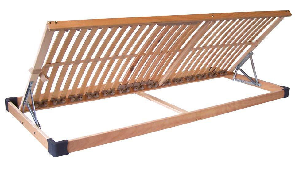 Klappfix NV Perbix aufklappbarer Rahmen, starr 120x200 cm