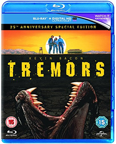 Tremors - 25th Anniversary Edition [Blu-ray]