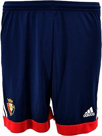 adidas Osasuna Home Short - Pantalón Corto para Hombre, Color Azul Marino/Rojo: Amazon.es: Ropa y accesorios
