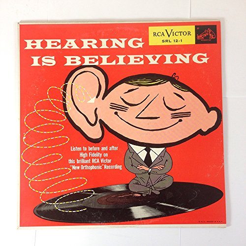 Hearing Believing Brilliant Orthophonic Recording product image