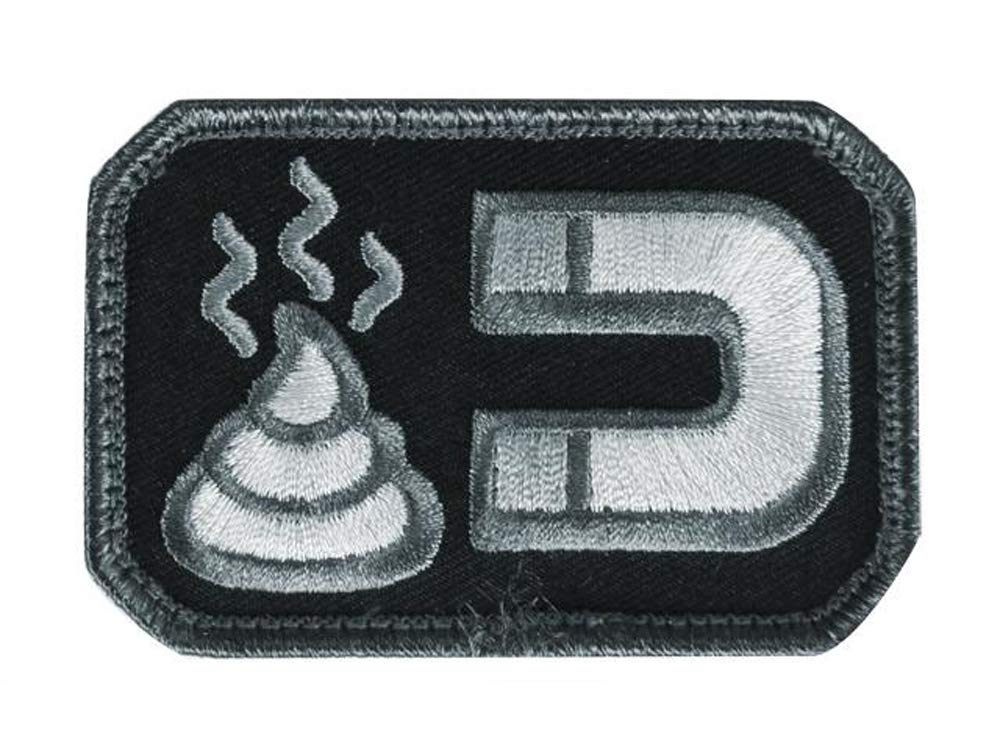 SWAT Morton Home Sht Magnet Hook and Loop Patch