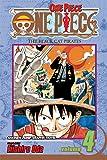 One Piece Vol. 4: The Black Cat Pirates