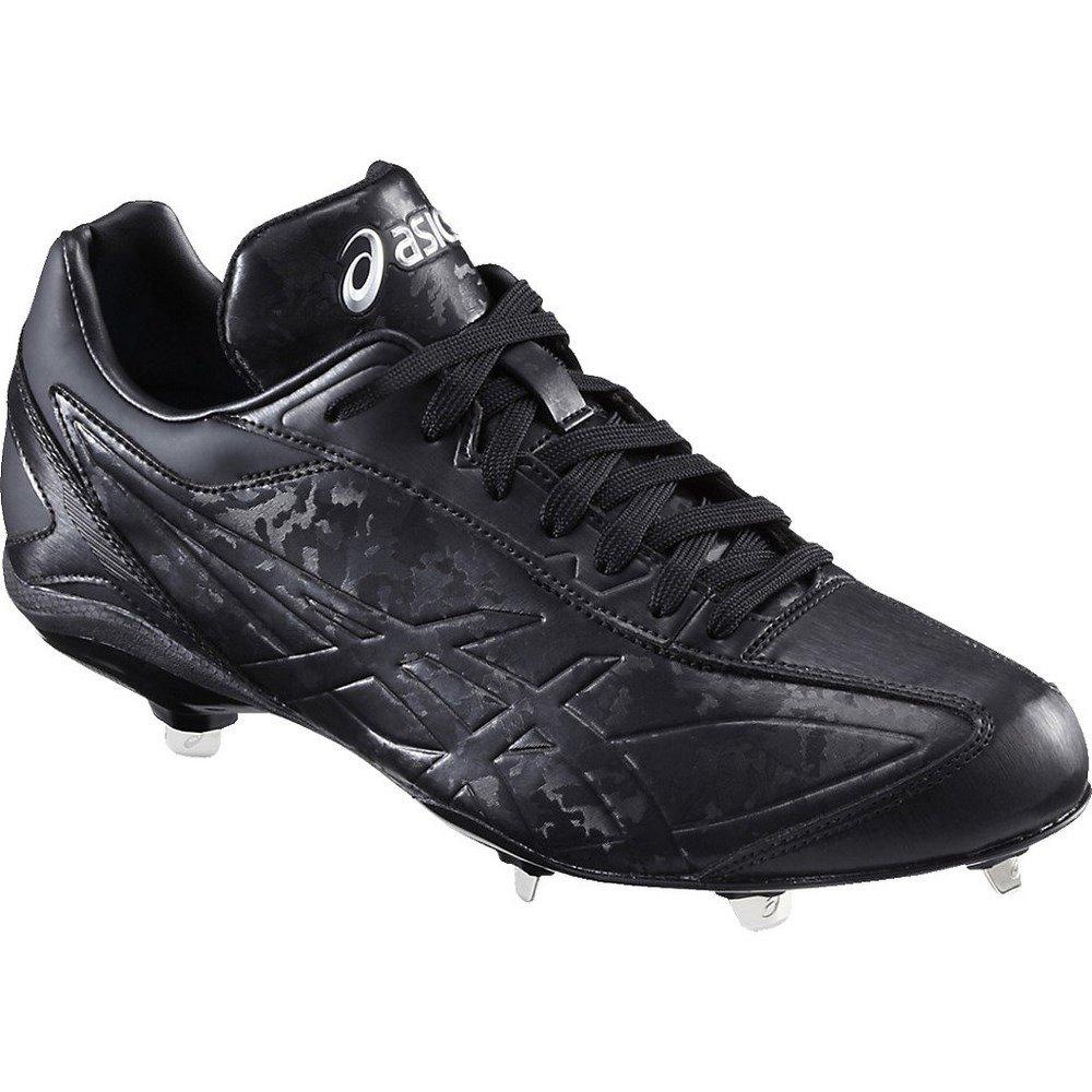 [アシックス] 野球スパイク I DRIVE(現行モデル) B01LRLH9B8 28.5 cm|(0909)ブラック×ブラック (0909)ブラック×ブラック 28.5 cm