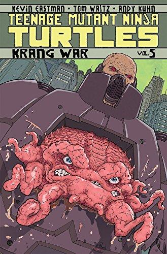 Teenage Mutant Ninja Turtles Volume 5: Krang War