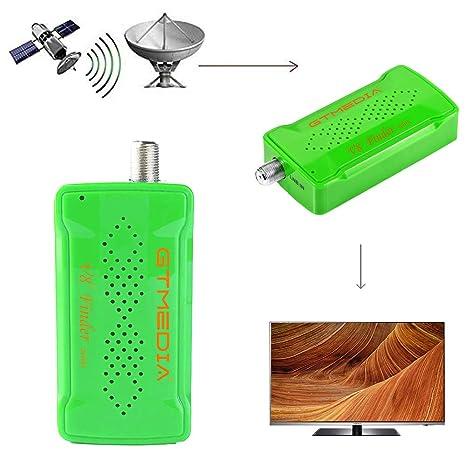 GTMEDIA V8 Satellite Finder BT03 Digital Satellite Signal Meter Finder Signal Measuring Device Locator, for