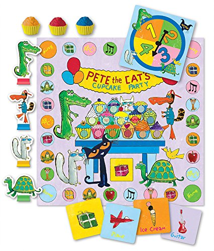 Briarpatch Pete The Cat The Missing Cupcakes Game
