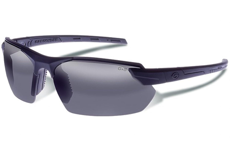 70961c4743 Amazon.com  9005304 Gargoyles Vortex Sunglasses Matte black Smoke  Sports    Outdoors