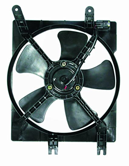 Depo 318-55006-101 Radiator Fan Assembly