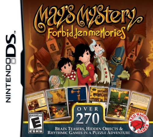 May's Mystery: Forbidden Memories - Nintendo DS